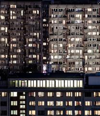 Big city lights, av Maciek Lulko, CC BY-NC 2,0 Flickr